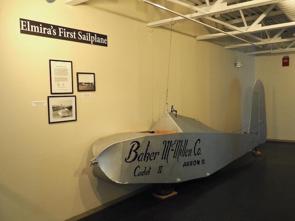Elmira's First Glider