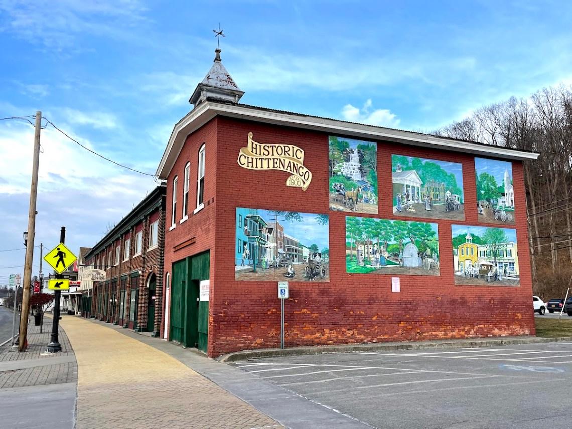 Chittenango Mural