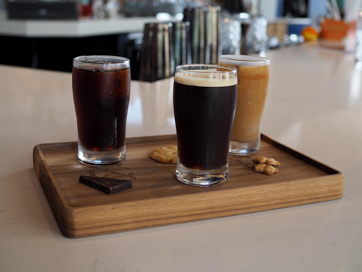 Salt City Coffee Flight