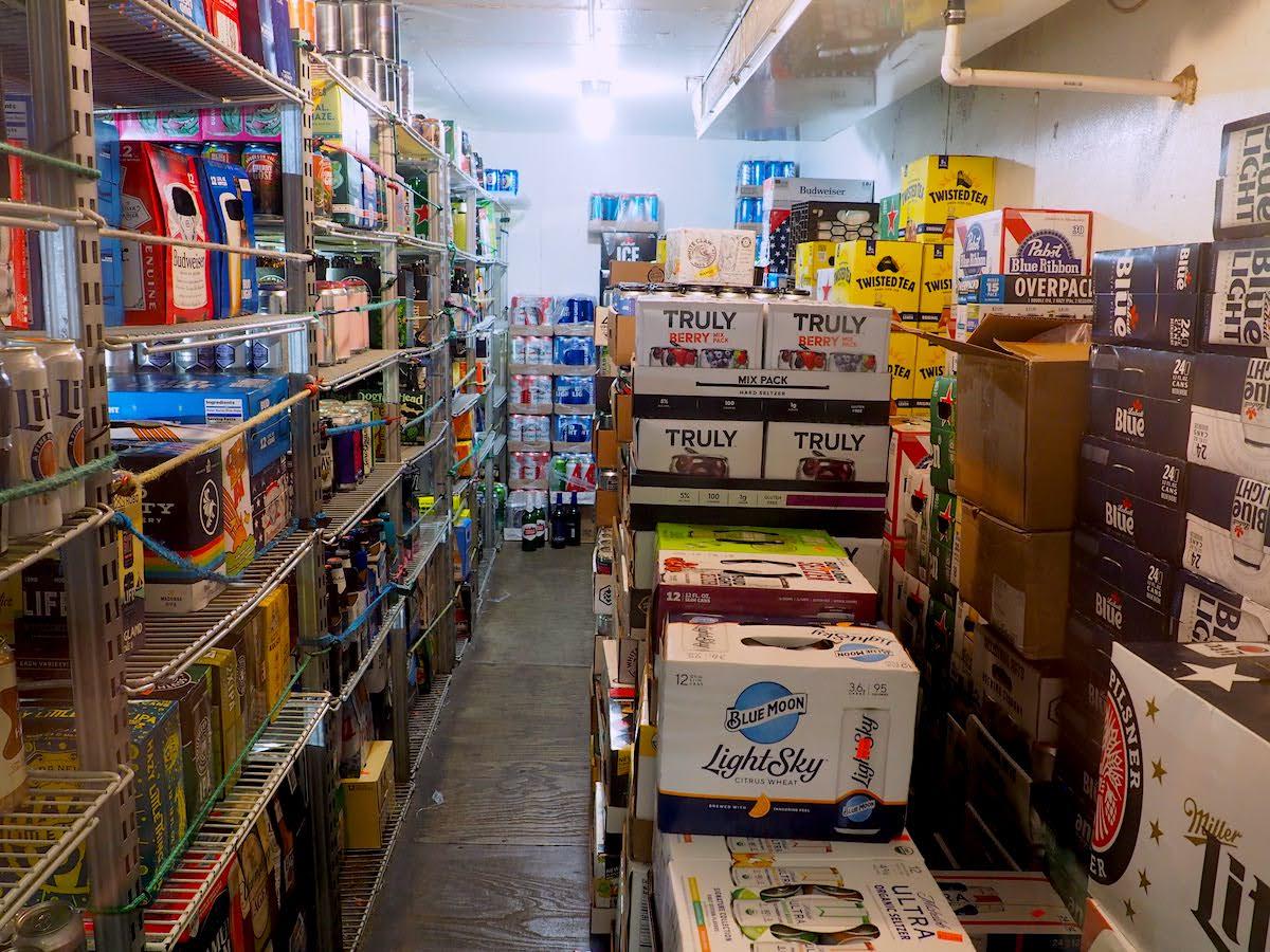 Stafford Beer Cooler