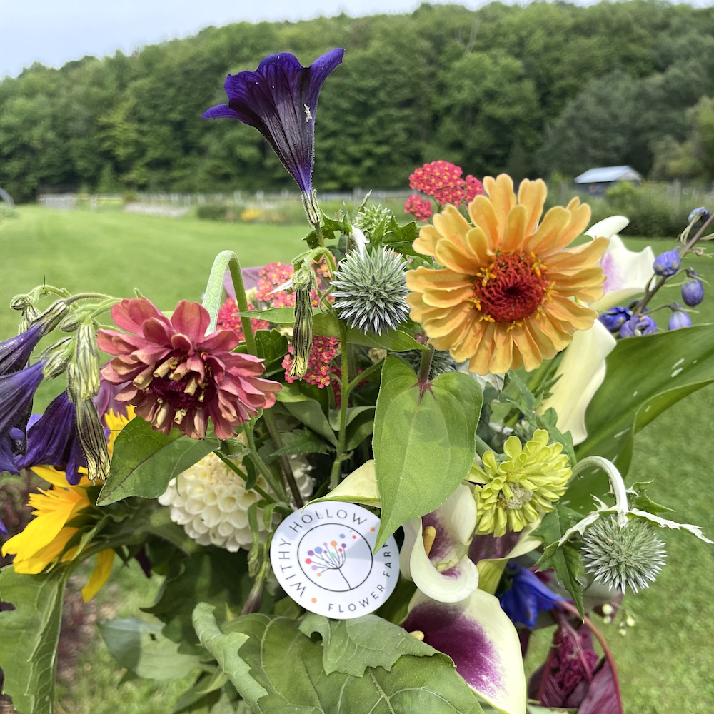 Withy Hollow Farm Bouquet
