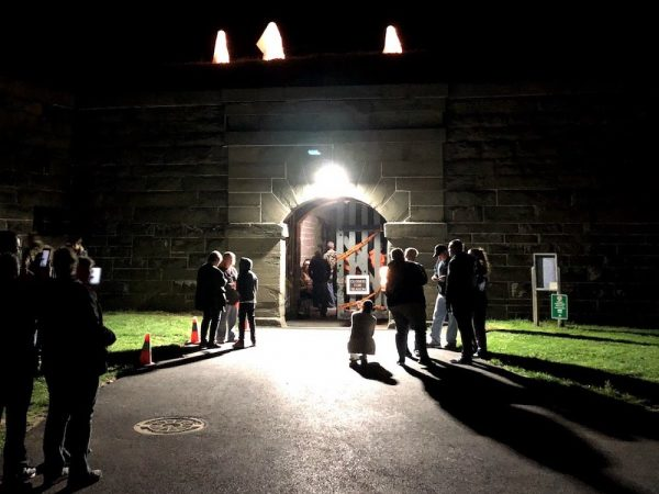 Fort Ontario Ghost Tour