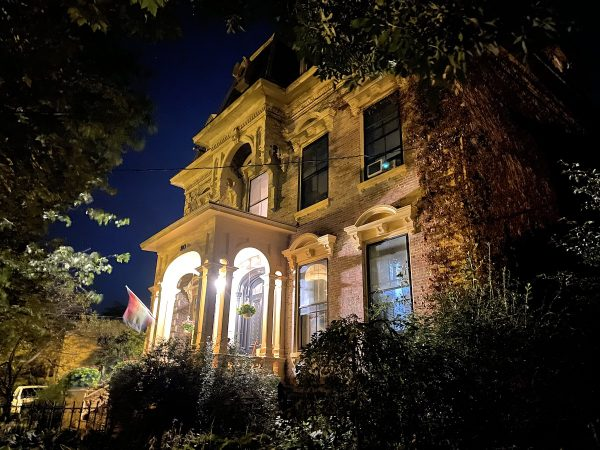 Haunted Oswego Ghost Tour House