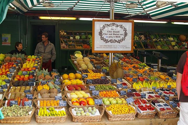 Munich, Public Market