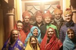 Maharajas and maharanis