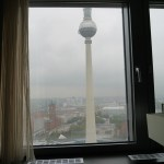 【BERLIN】Park Inn by Radisson Berlin Alexanderplatz