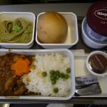 【機内食】キャセイパシフィック航空(CATHAY PACIFIC)東京・成田→台湾・桃園(2017年10月)