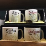 【STARBUCKS COFFEE】Bulgaria  ブルガリア・ソフィア 2018年9月マグ&タンブラー
