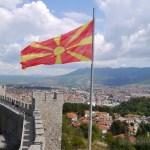【Balkans2018-31】Ohrid(オフリド)散策 サミュエル要塞へ