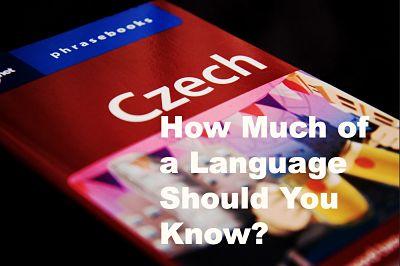 Language Travel Phrases