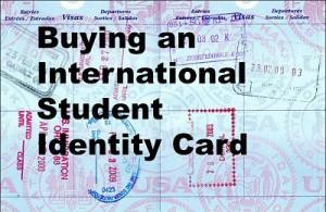 international student card
