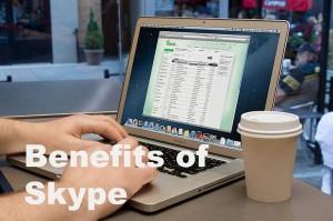 Benefits of Skype