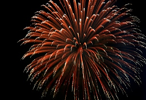 Fireworks Italy Naples