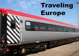 Train Europe Travel