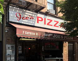 Joe's Pizza NYC