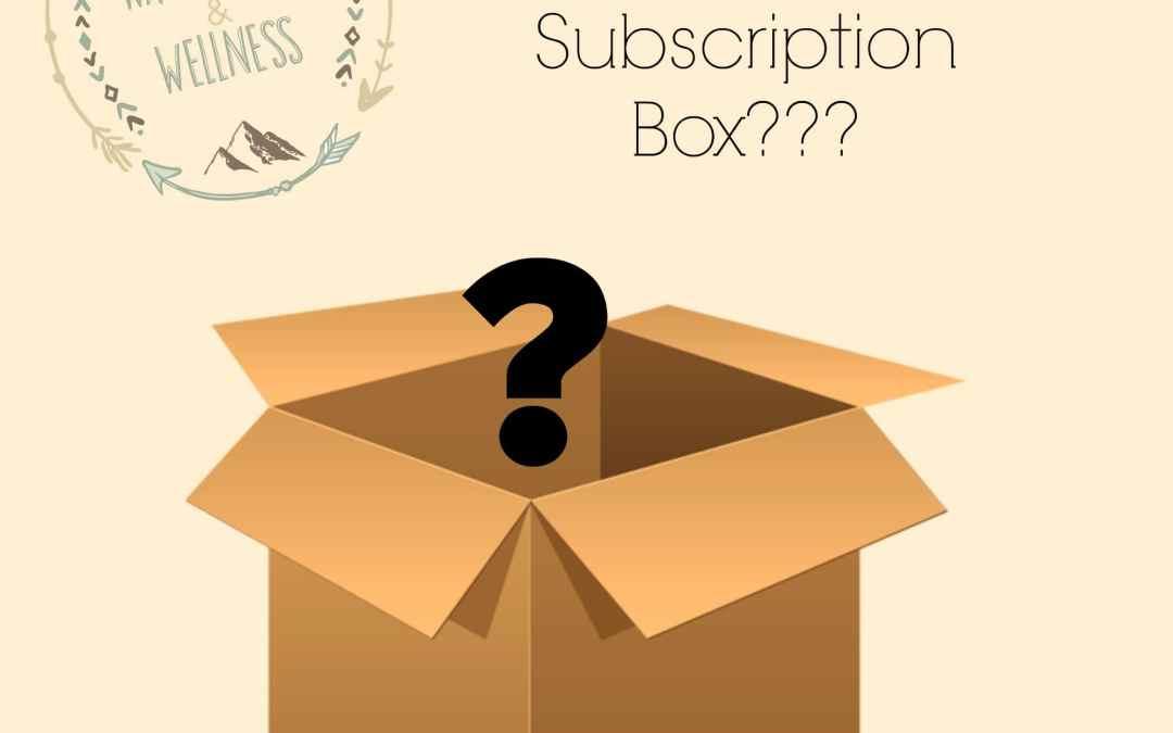 Subscription Box for the Paleo Traveler?!?