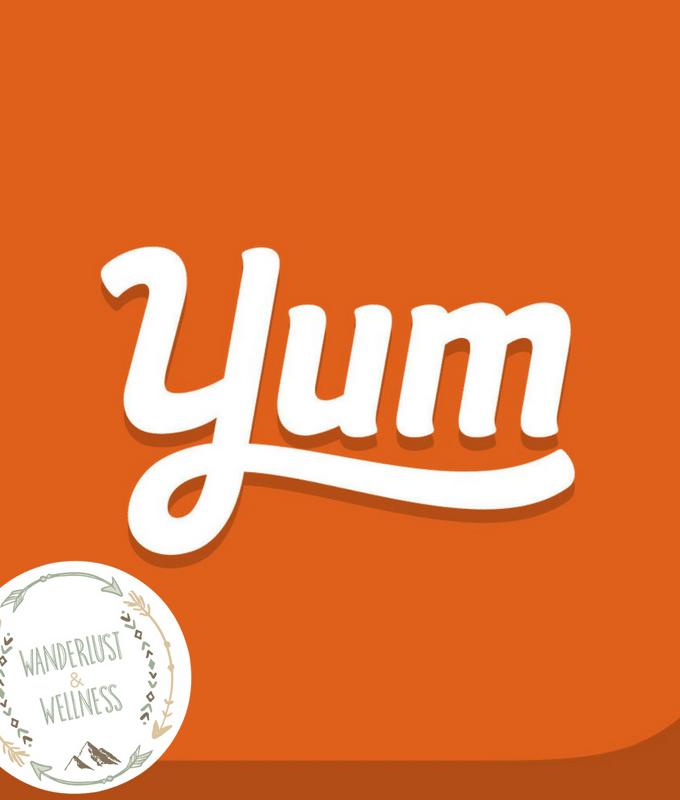 Yummy button icon