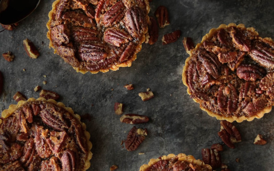 Gluten-free Pecan Pie Tarts