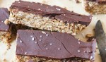 sunbutter chocolate granola bars