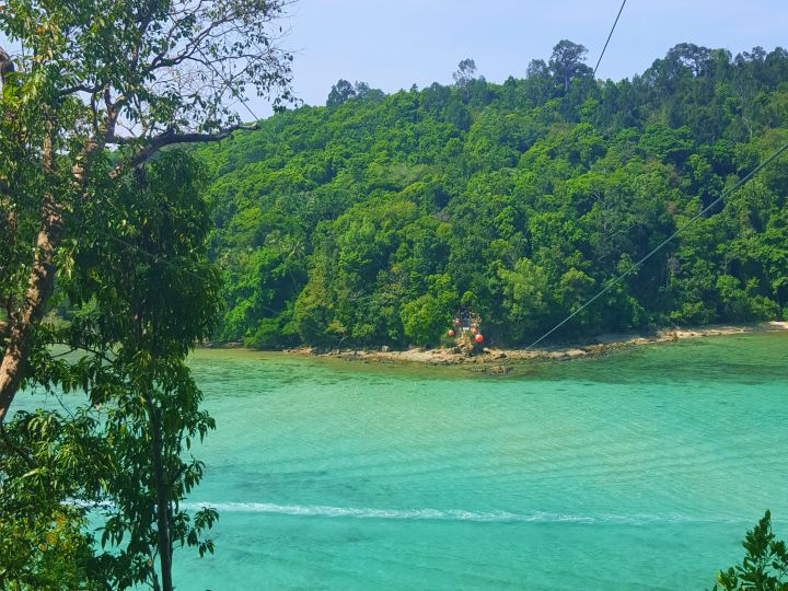 A day at Sapi Island