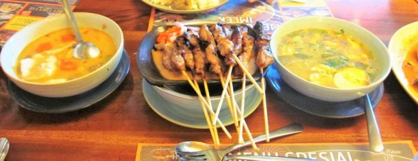 Sate and Soto
