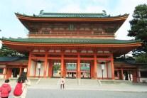 Heian Jingu Temple