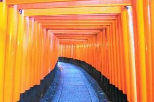 Fushimiinari-Taisha-Shrine
