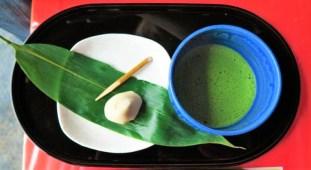Japanese Matcha and sweet