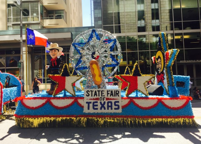 State Fair of Texas Opening Parade in Dallas