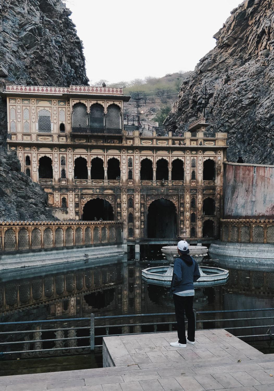 Galtaji Mandir - WanderlustGary