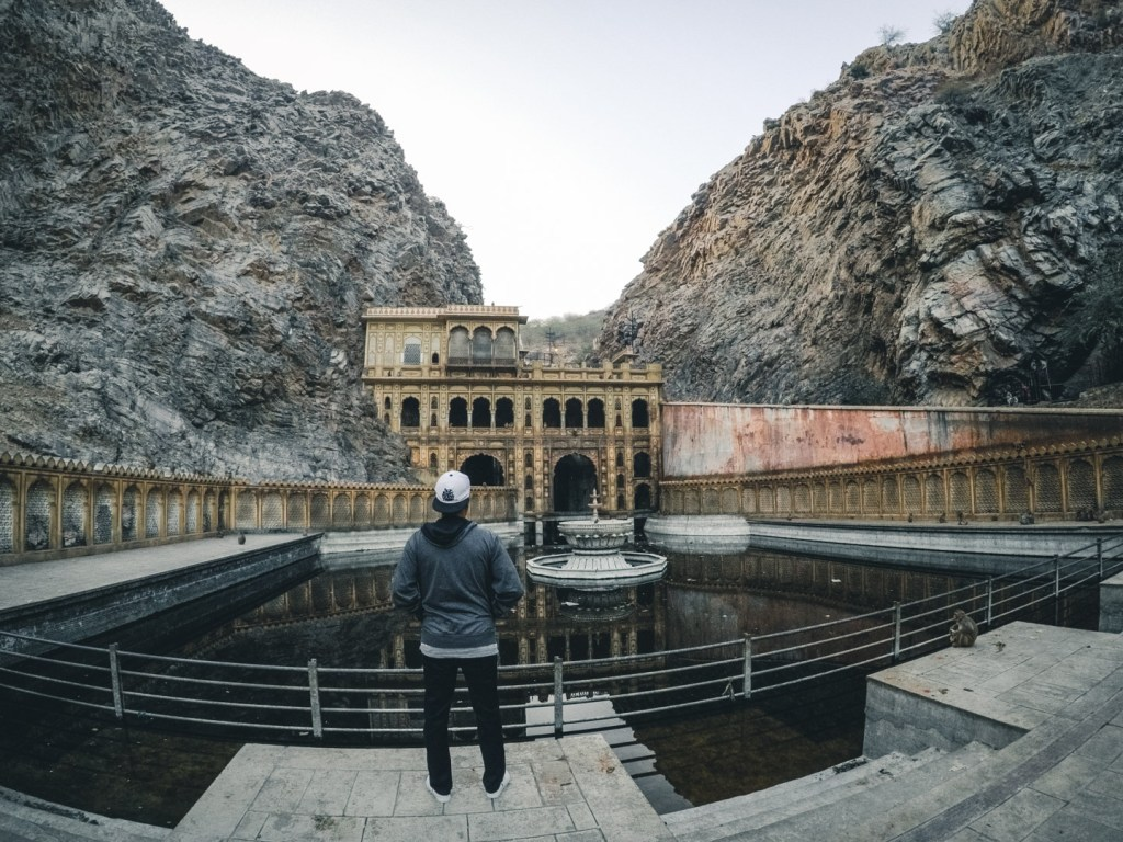 Galtaji Monkey Temple - 10 best places to visit in Jaipur -Wanderlustgary.com