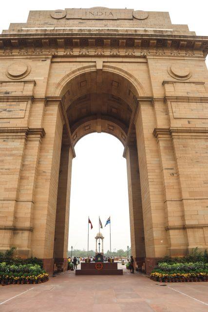 Amar Jawan Jyoti - India Gate, New Delhi