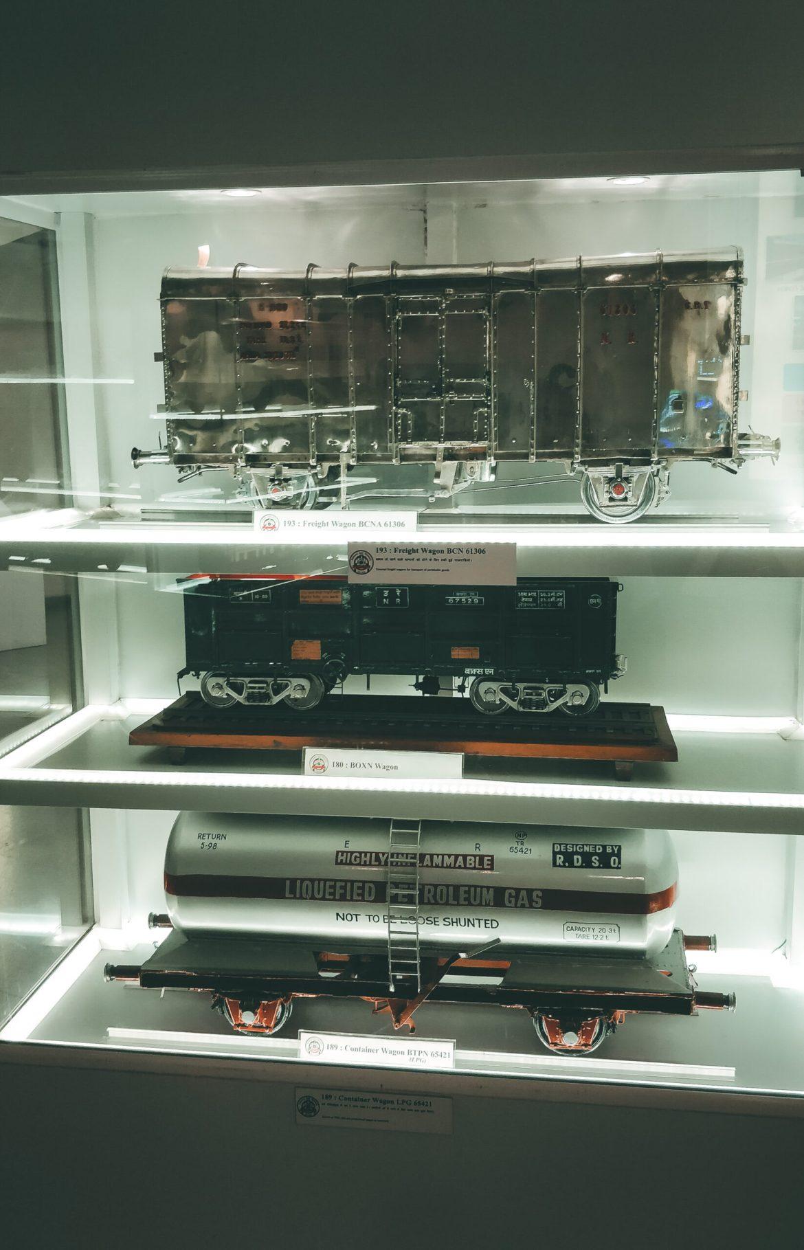 Rail Museum- Delhi