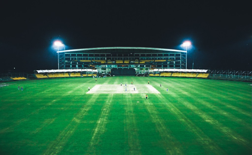 Rangiri Dambulla International Cricket Stadium