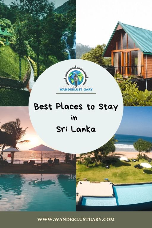Best Places to Visit in Sri Lanka - Wanderlustgary