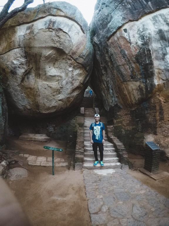 Sigiriya Rock Fortress - Wanderlustgary.com