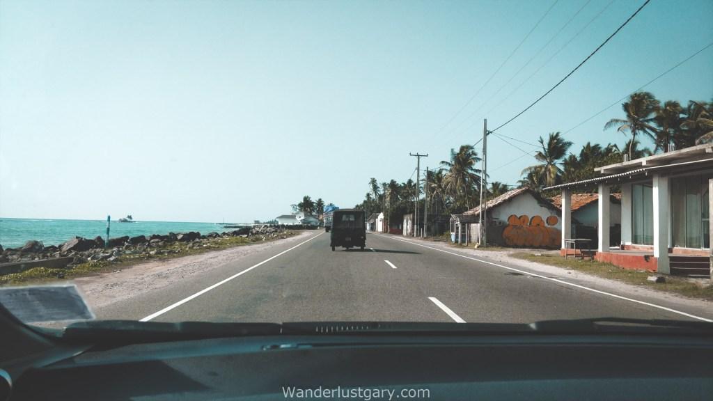 South Coast Sri lanka - Wanderlustgary.com