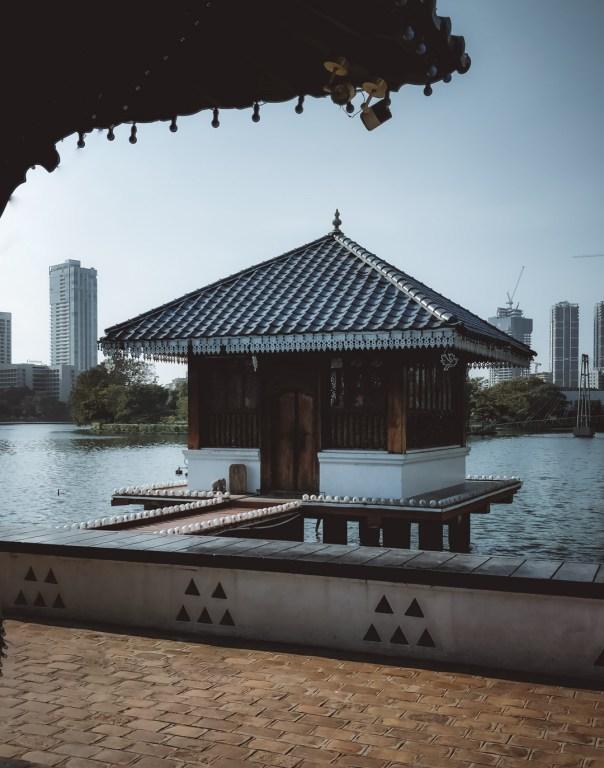 Gangaramaya Temple, Colombo - Sri Lanka