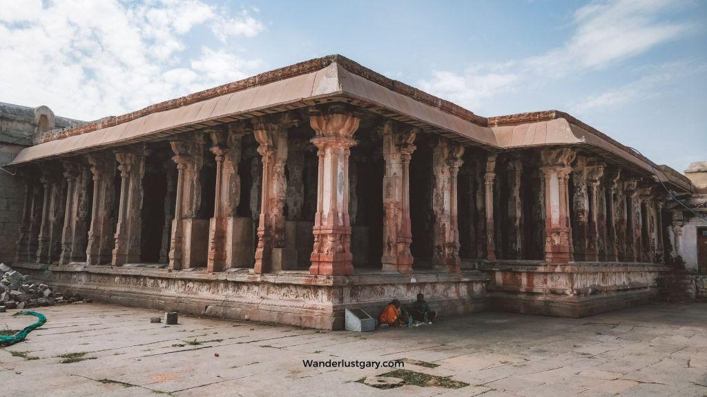 Virupaksha - Tourist places to visit in Hampi