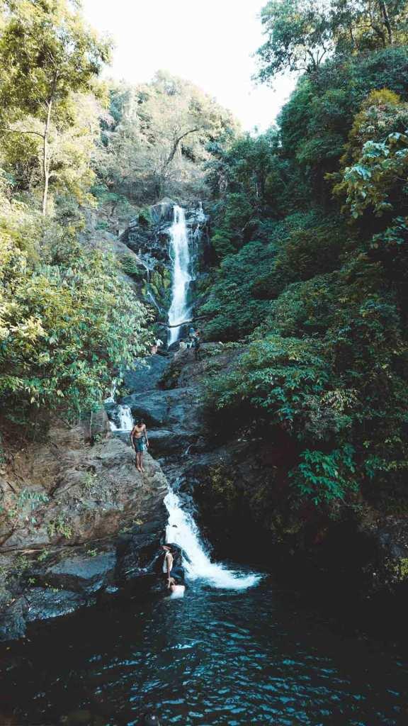 Best waterfall in Karnataka