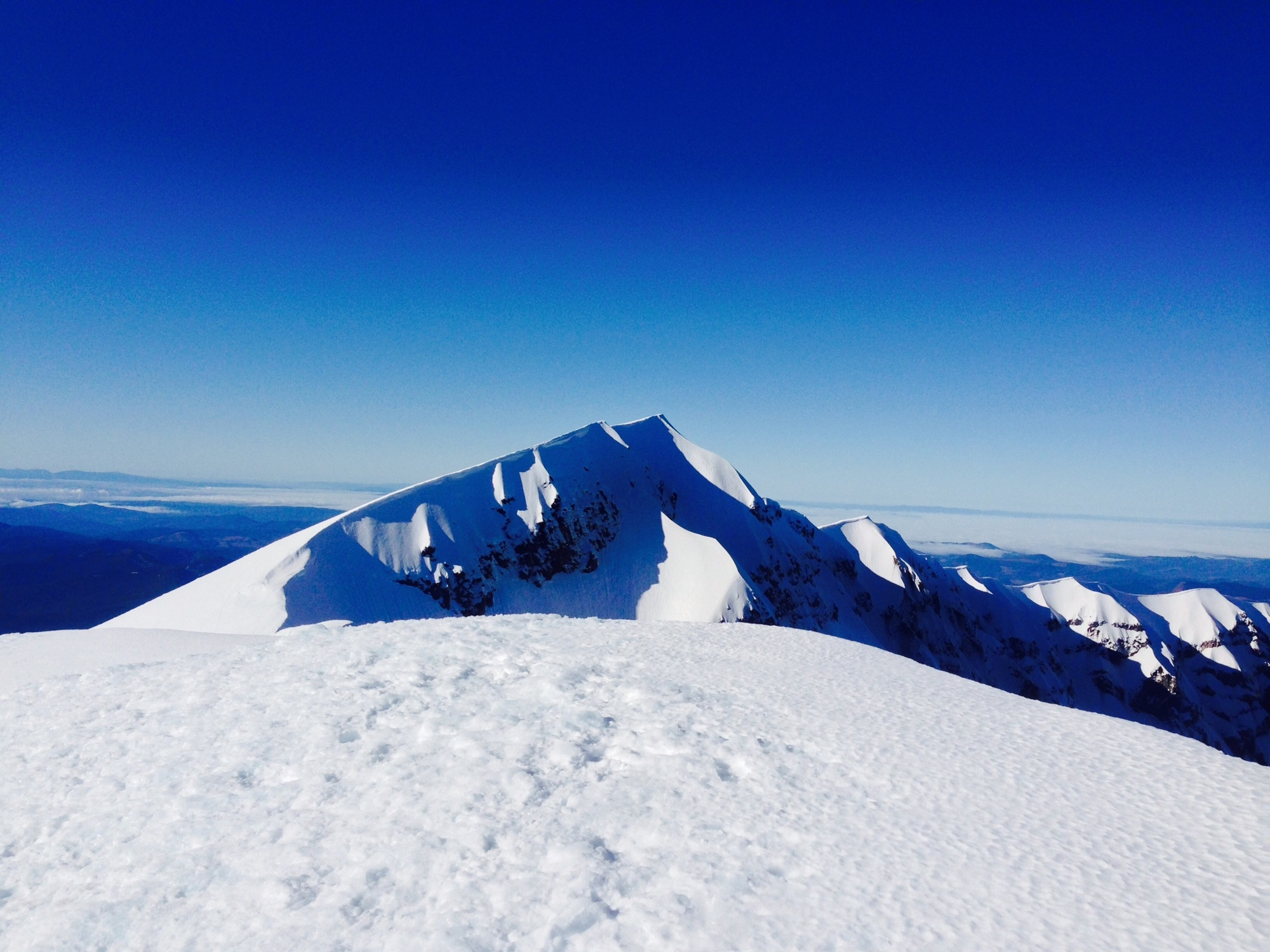 Hiking Mt. St. Helens – The Winter Summit Attempts