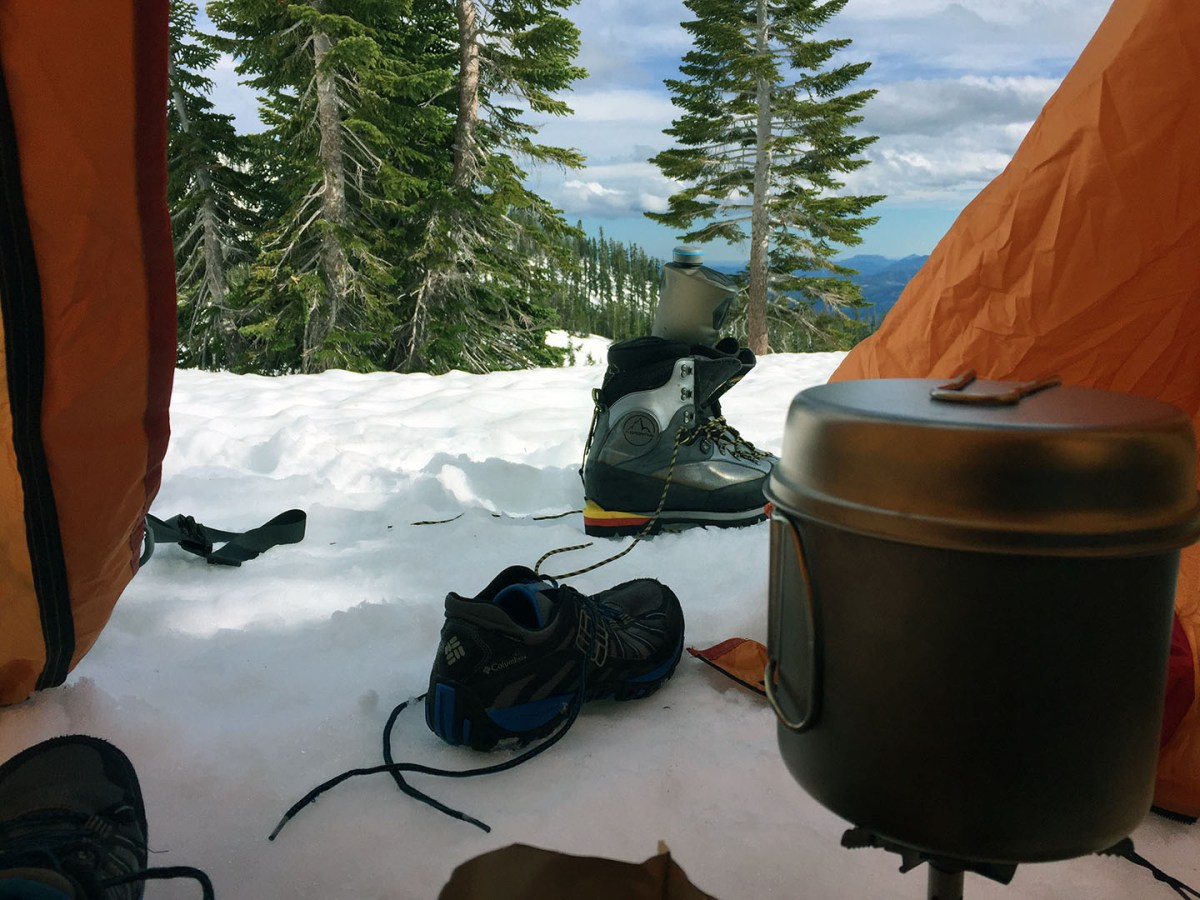Horse Camp - Mt. Shasta - June 2017