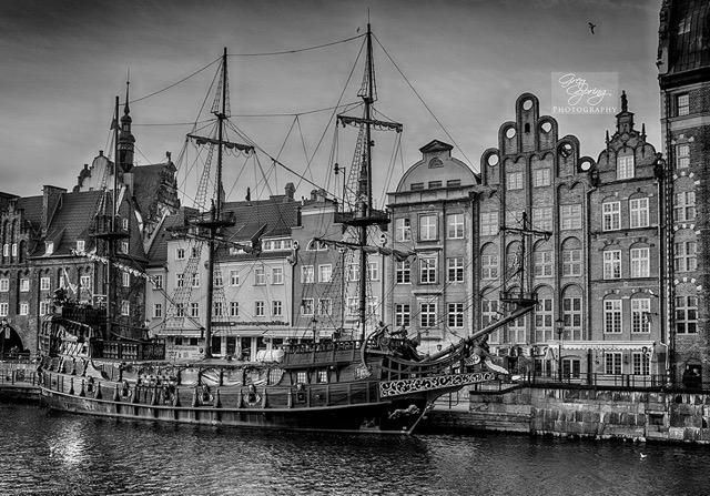 Wandering in Dreamy Gdańsk