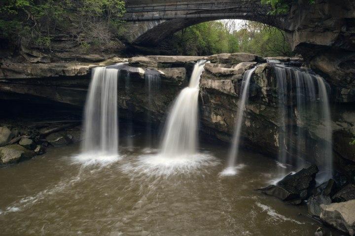 The Most Incredible Hidden Waterfalls in Northeast Ohio