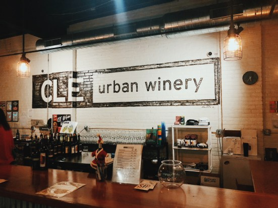 cle urban winery