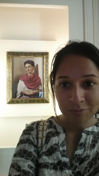 Hello, Ms. Kahlo!