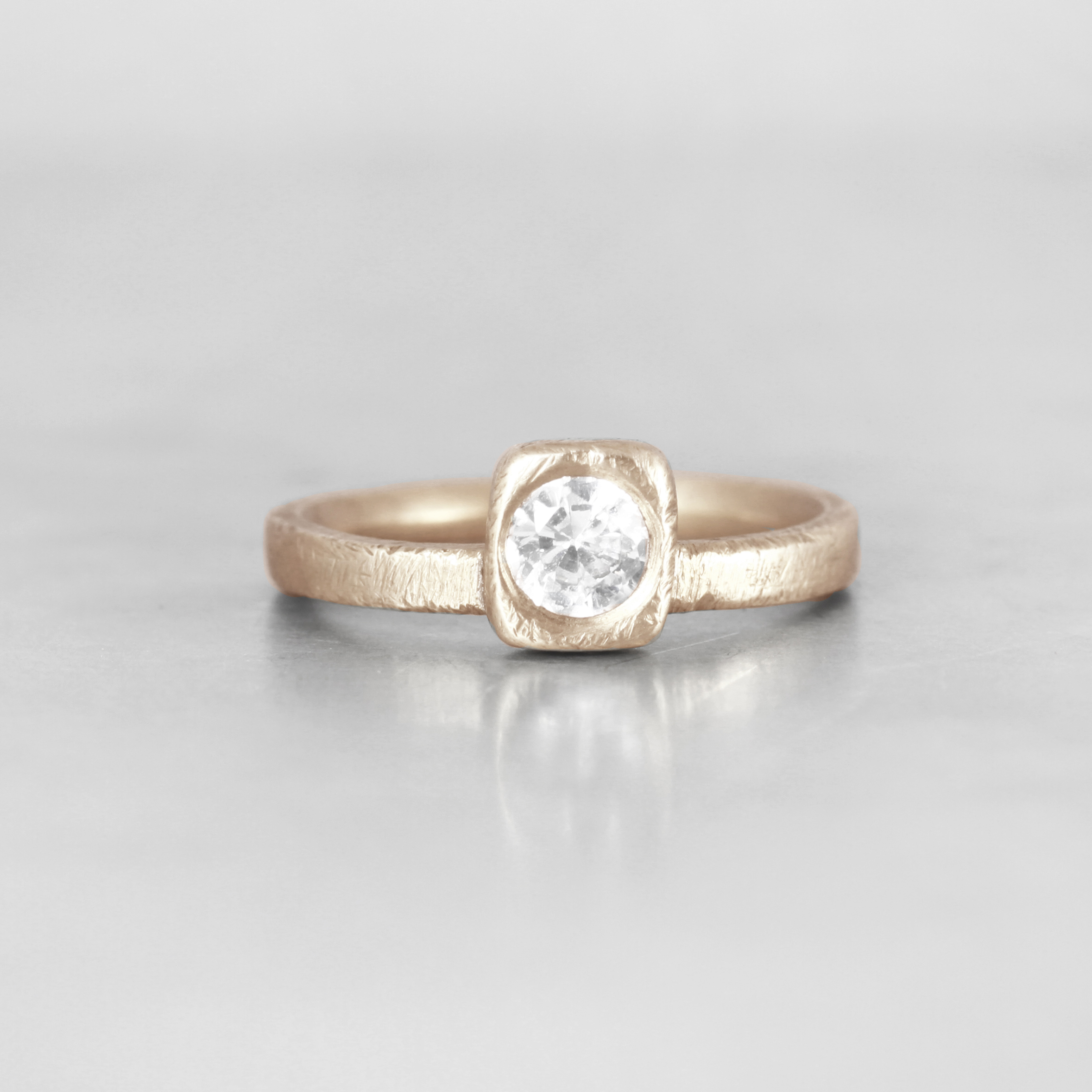 Vancouver Engagement Rings Solitaire Engagement Rings