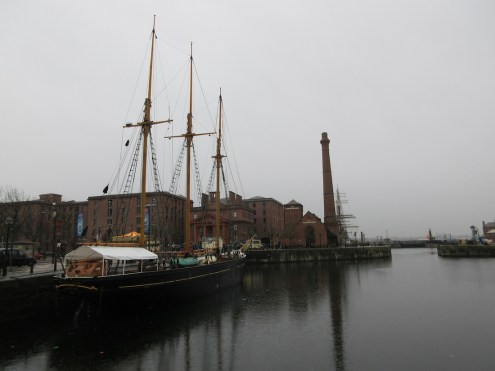 Liverpool's Maritime Mercantile City