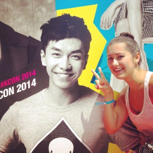 KCON, Los Angeles, California 2014
