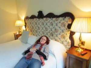 bed, tinakilly manor house